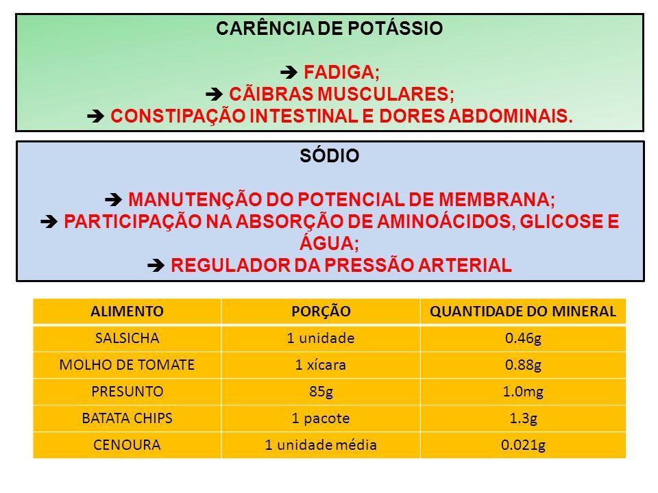  CONSTIPAÇÃO INTESTINAL E DORES ABDOMINAIS.