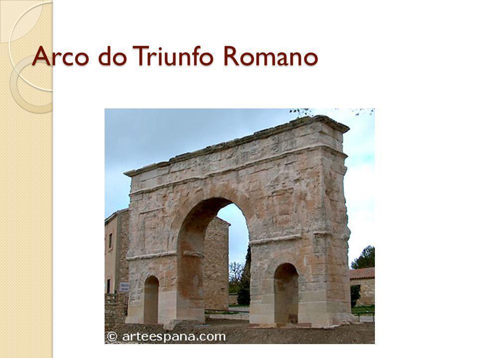 Arco do Triunfo Romano