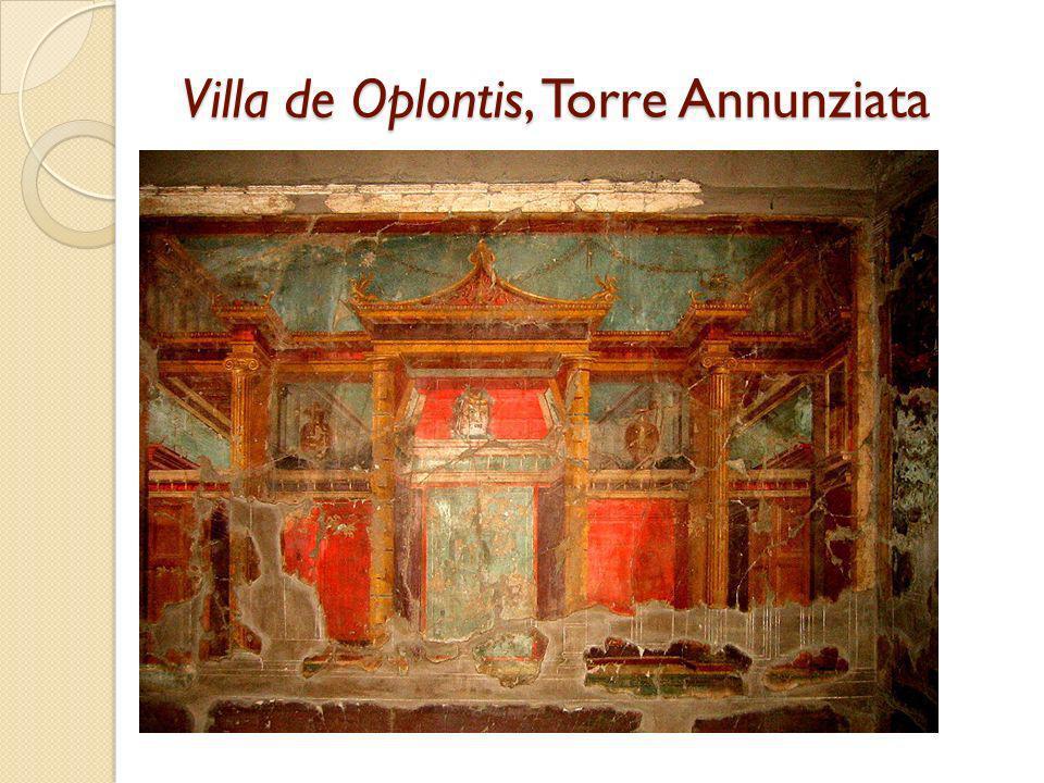 Villa de Oplontis, Torre Annunziata