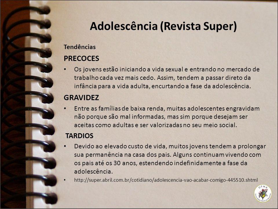 Adolescência (Revista Super)