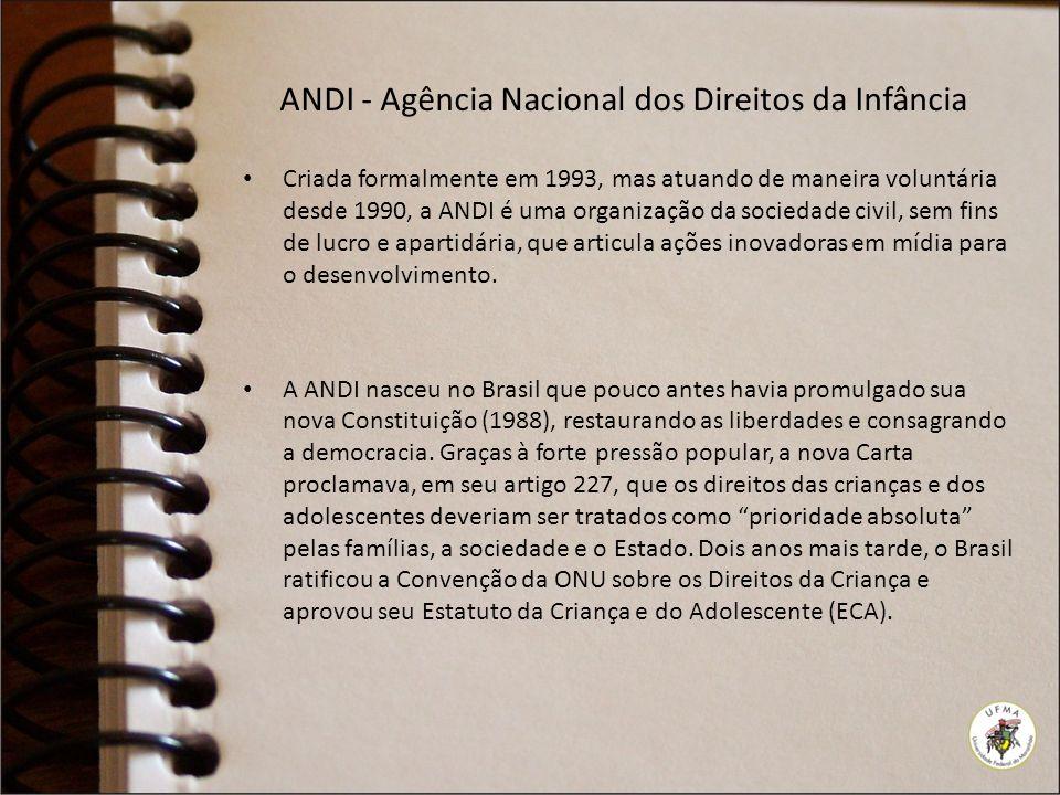ANDI - Agência Nacional dos Direitos da Infância