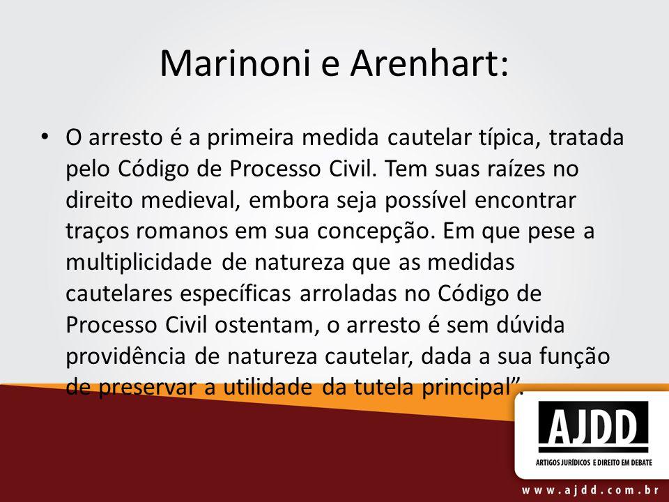 Marinoni e Arenhart: