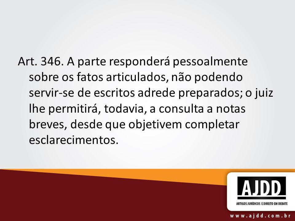 Art. 346.
