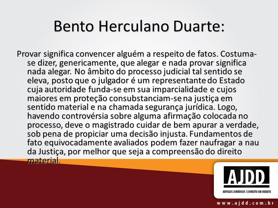Bento Herculano Duarte:
