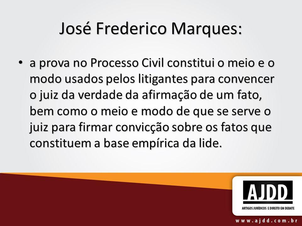 José Frederico Marques: