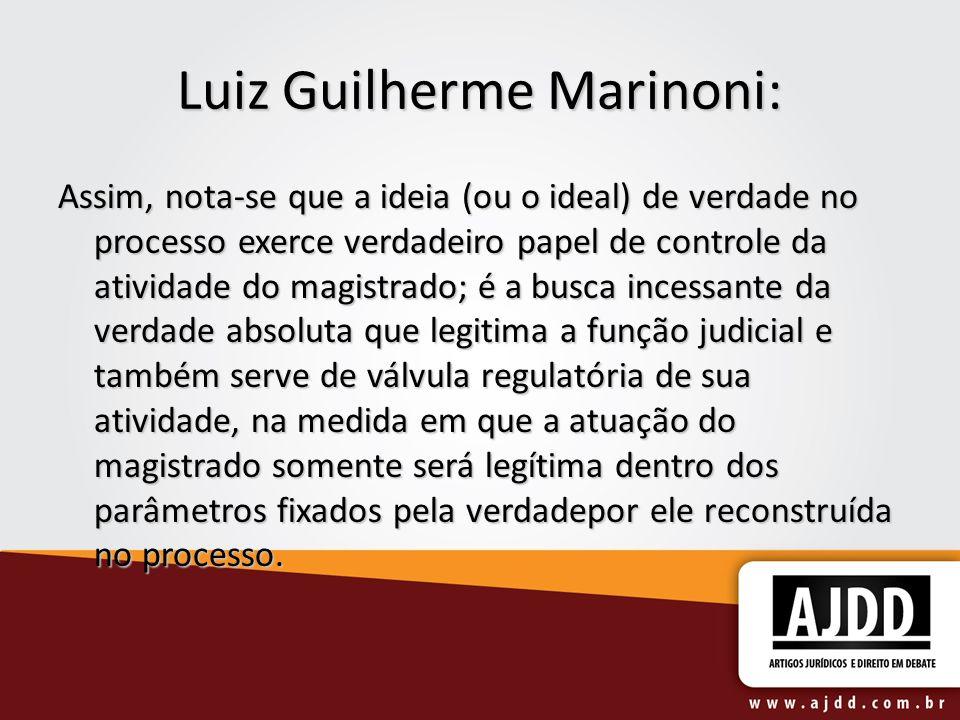 Luiz Guilherme Marinoni:
