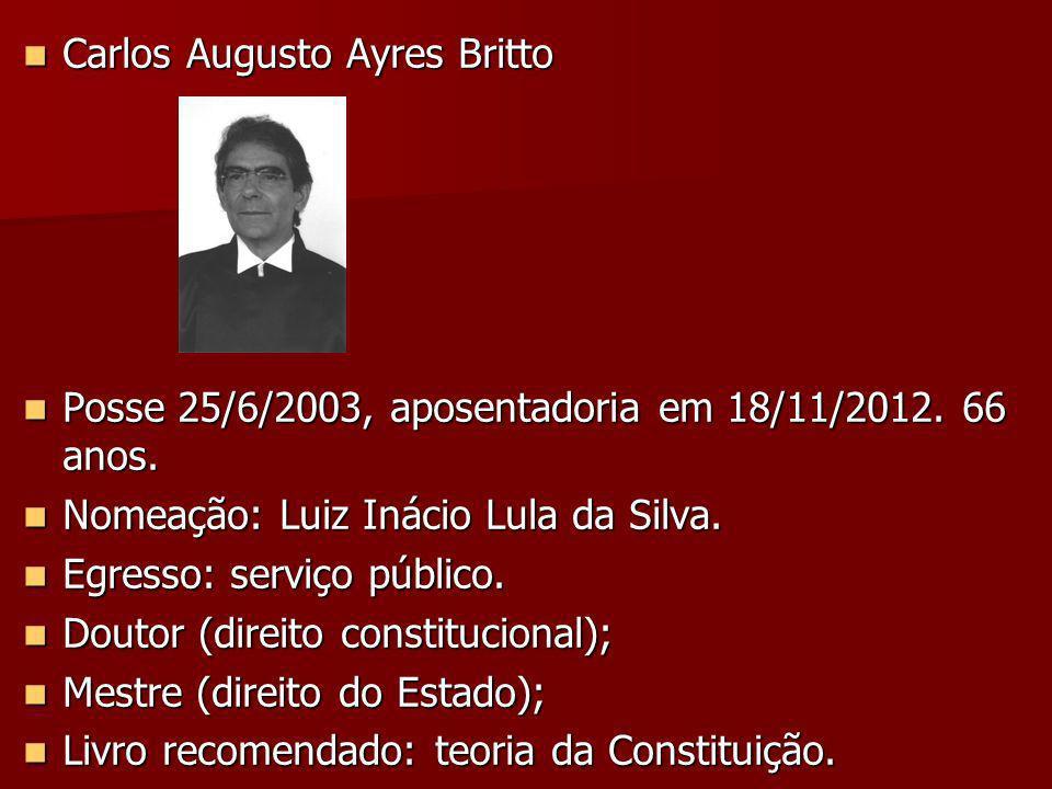 Carlos Augusto Ayres Britto