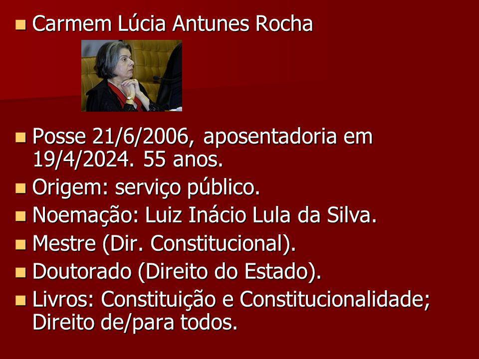 Carmem Lúcia Antunes Rocha