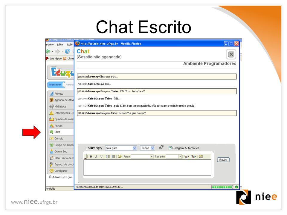 Chat Escrito