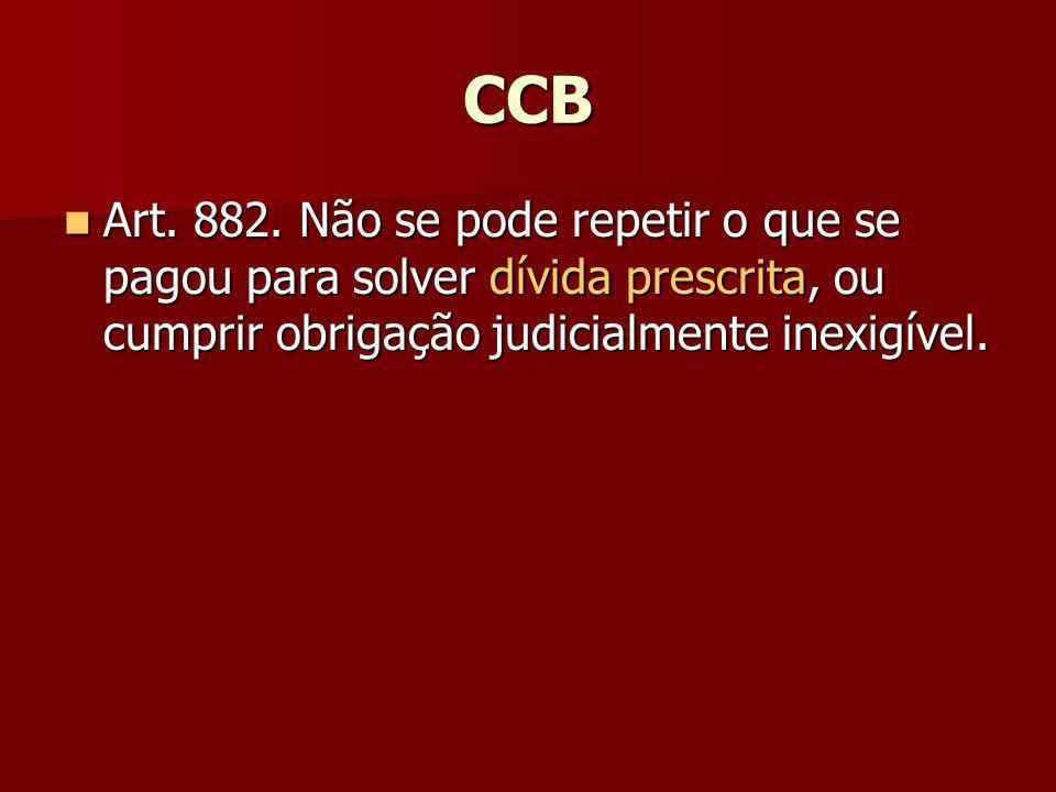 CCB Art. 882.