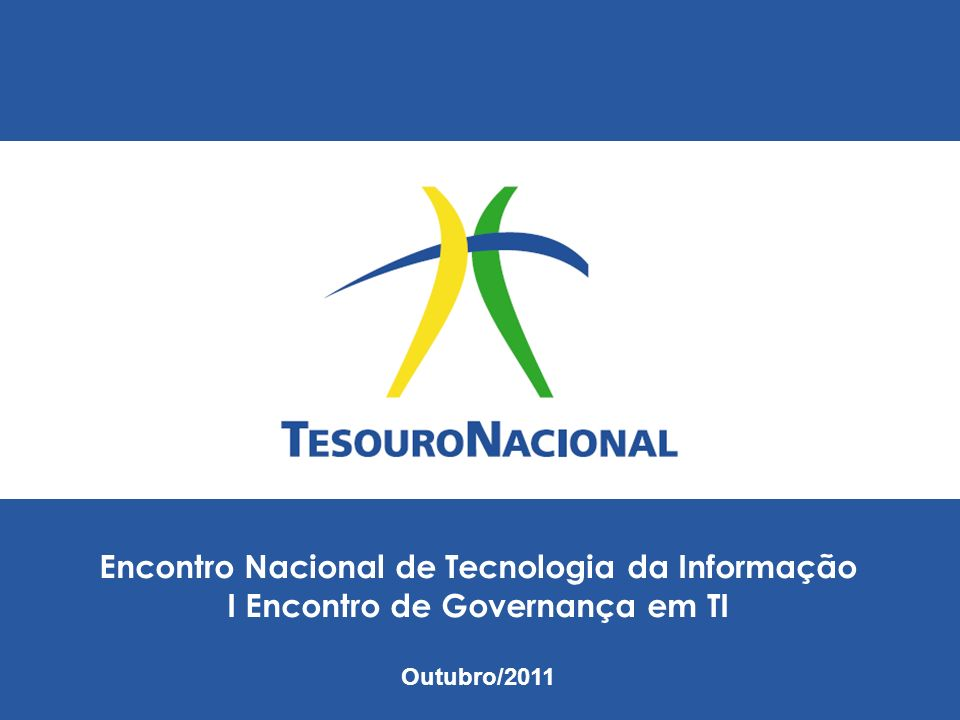 Encontro Nacional de Tecnologia da Informação
