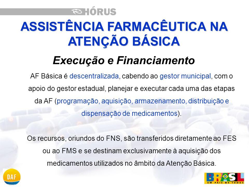 ASSISTÊNCIA FARMACÊUTICA NA ATENÇÃO BÁSICA