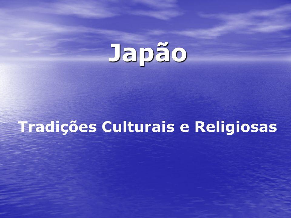 Japão Tradições Culturais e Religiosas