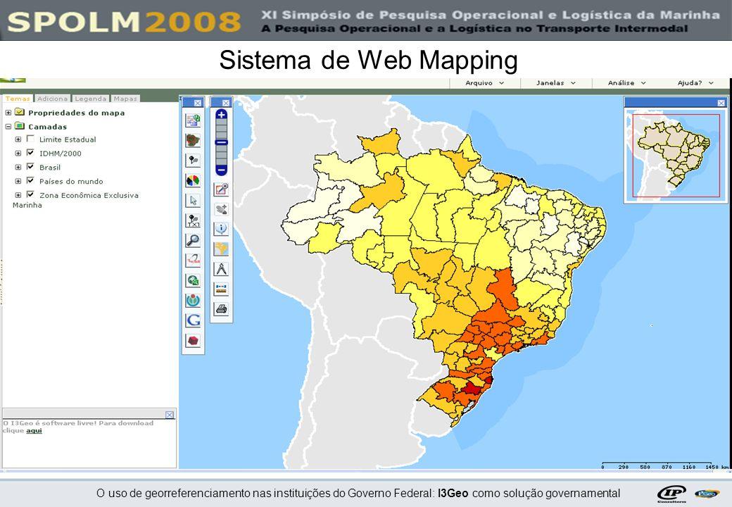 Sistema de Web Mapping