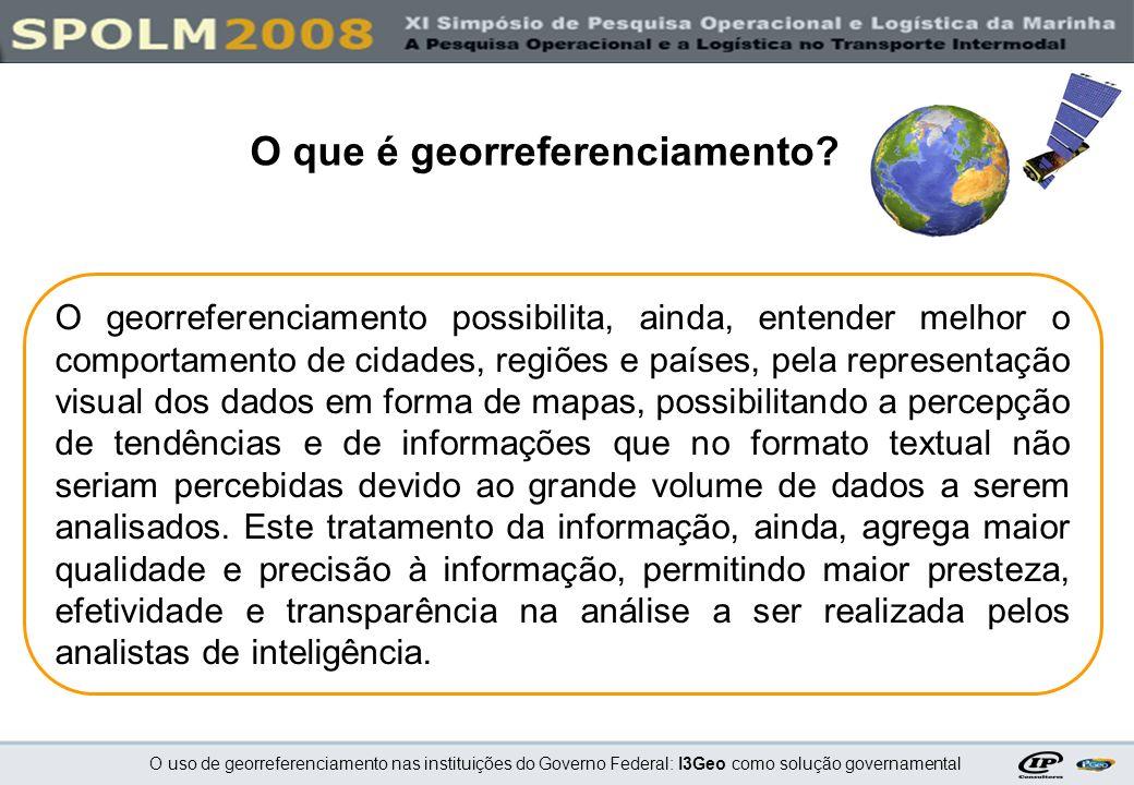 O que é georreferenciamento