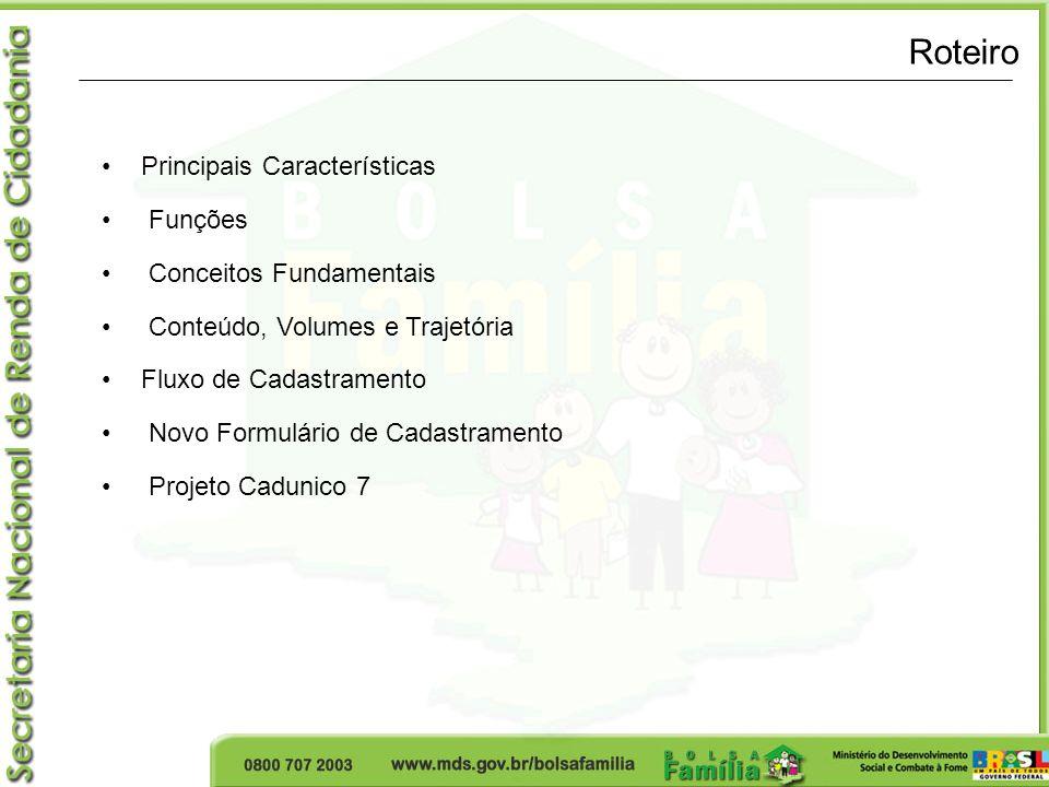 Roteiro Principais Características Funções Conceitos Fundamentais