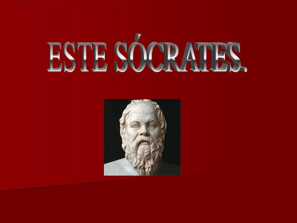 ESTE SÓCRATES.