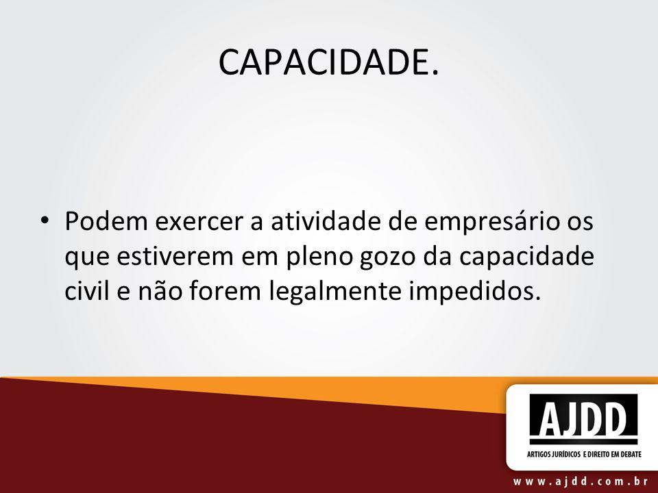 CAPACIDADE.