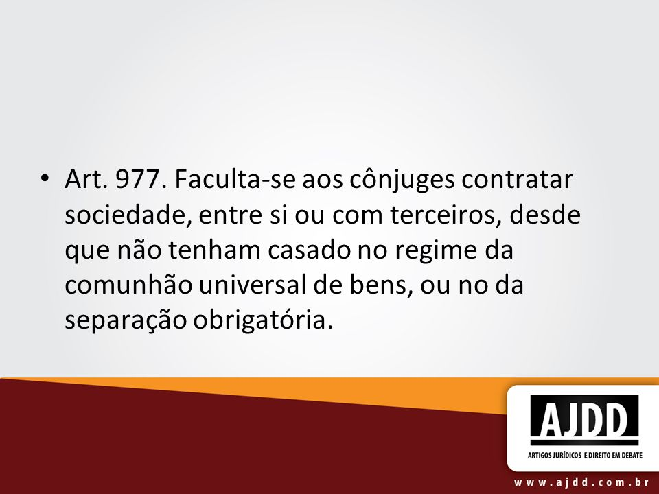 Art.977.