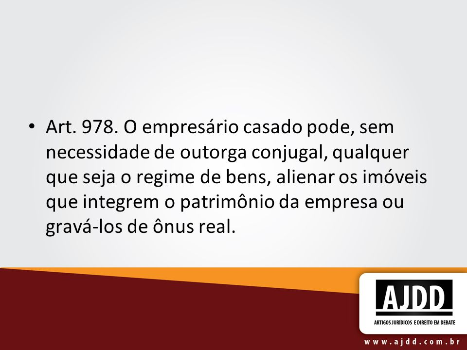 Art.978.