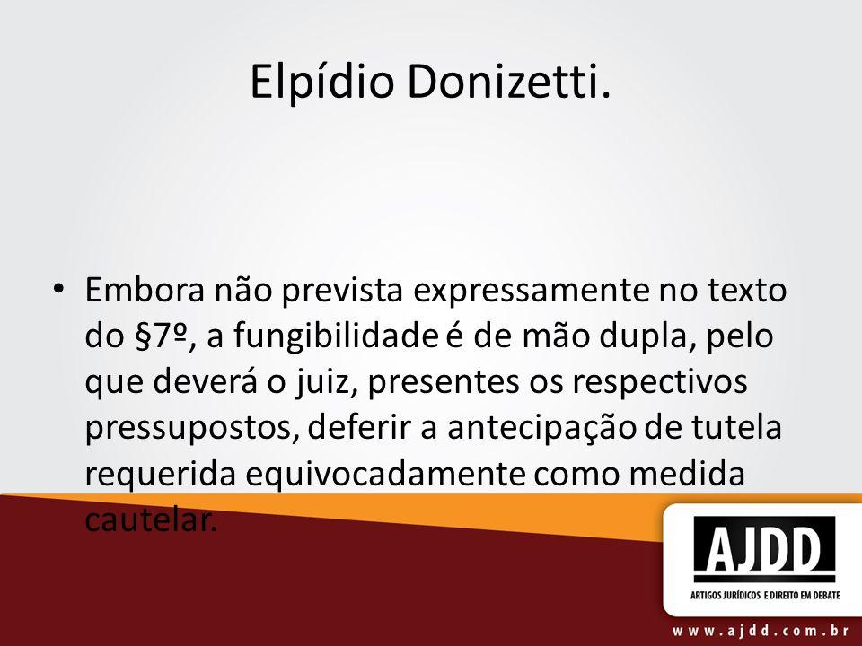 Elpídio Donizetti.