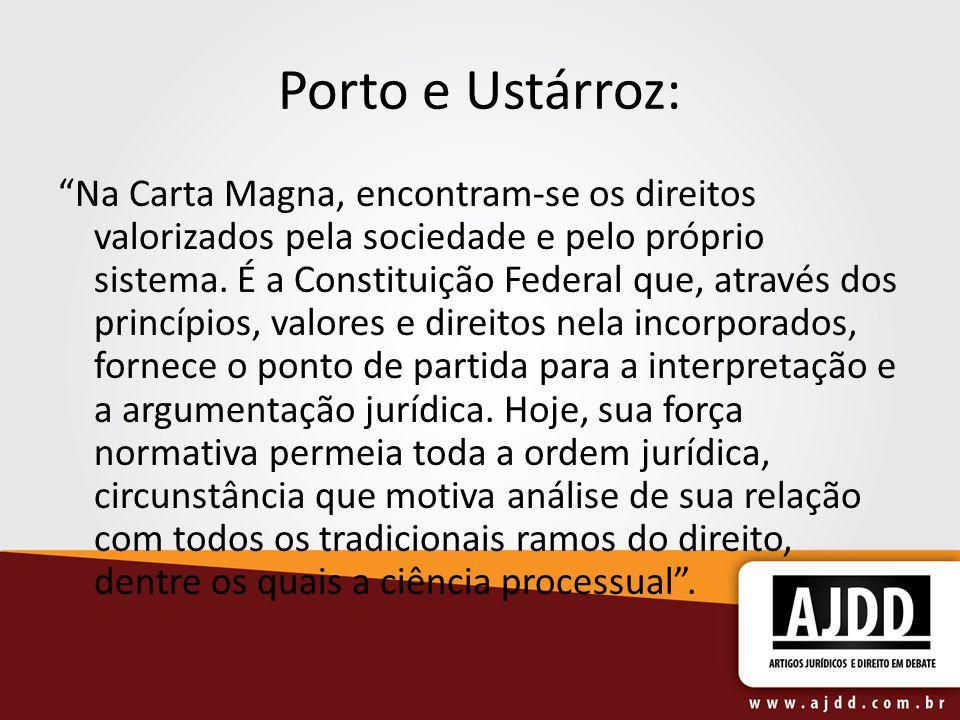 Porto e Ustárroz: