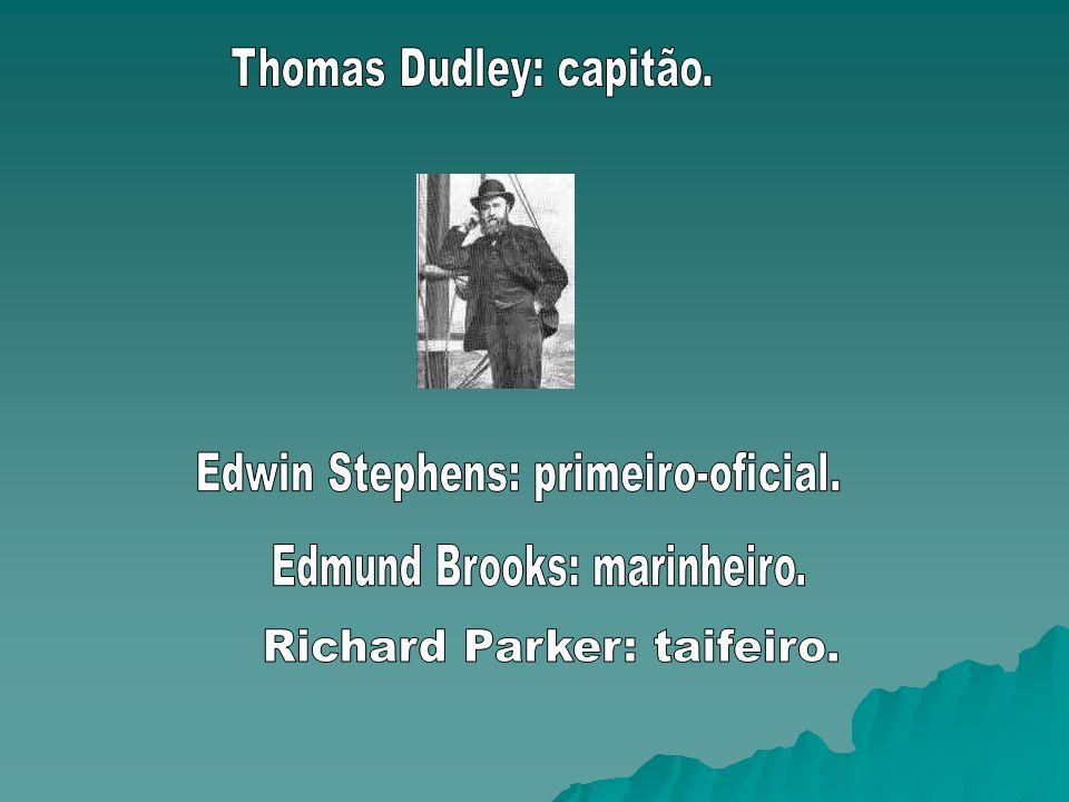 Richard Parker: taifeiro.