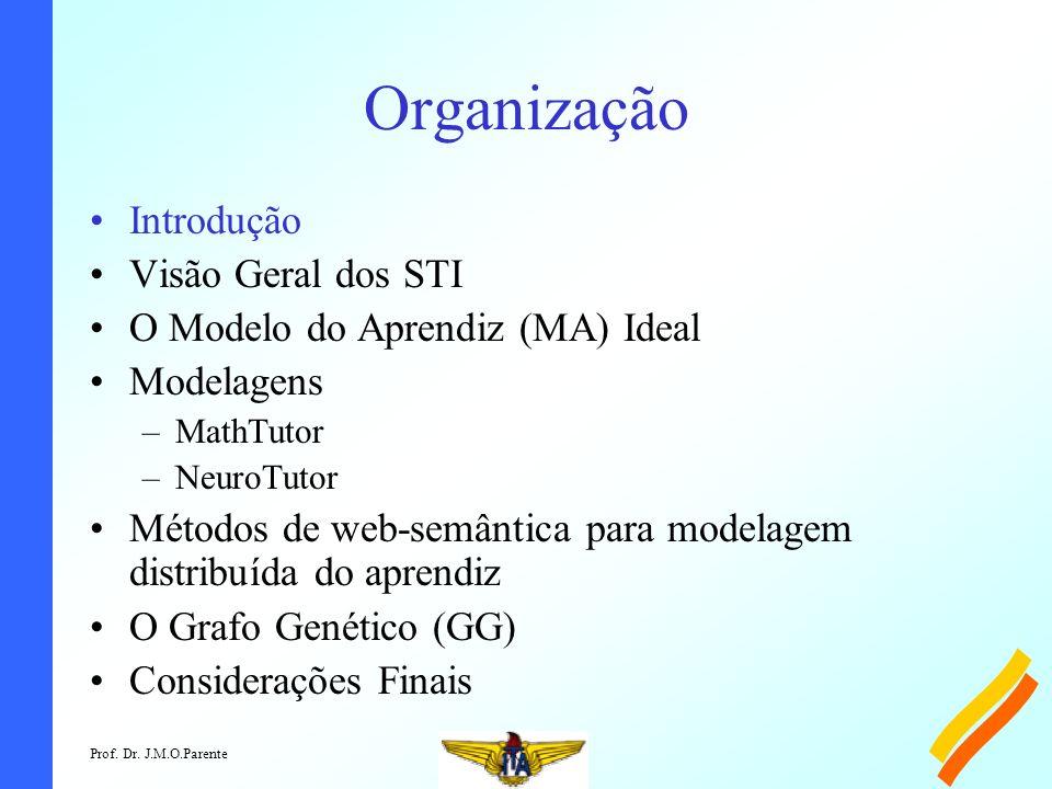Organização Introdução Visão Geral dos STI