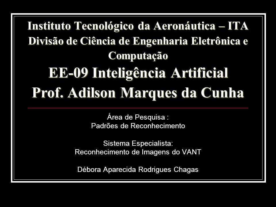 Instituto Tecnológico da Aeronáutica – ITA Divisão de Ciência de Engenharia Eletrônica e Computação EE-09 Inteligência Artificial Prof. Adilson Marques da Cunha