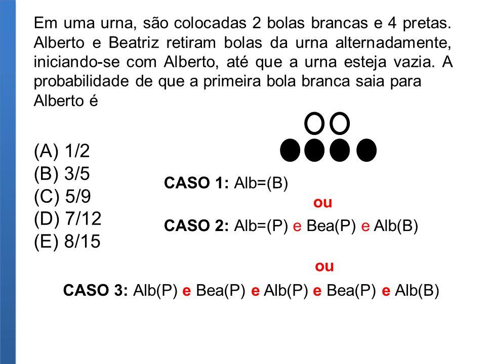 (A) 1/2 (B) 3/5 (C) 5/9 (D) 7/12 (E) 8/15