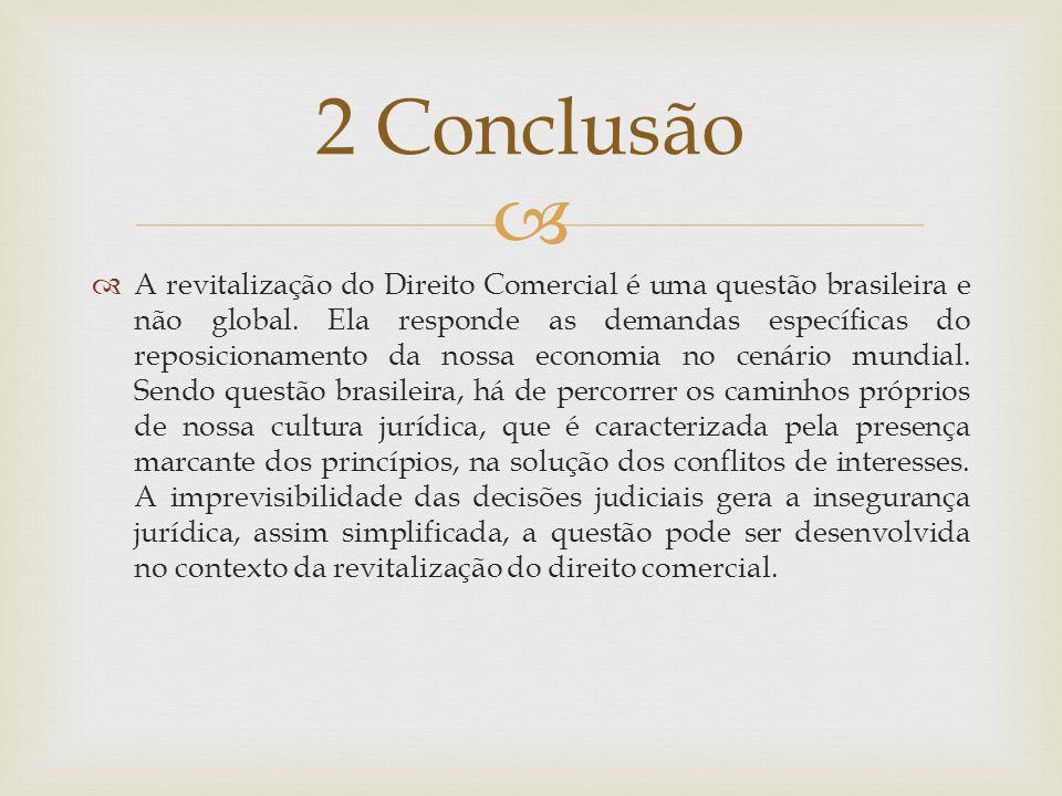 2 Conclusão