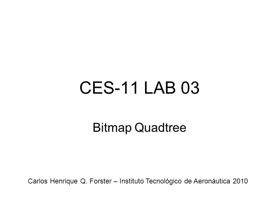 CES-11 LAB 03 Bitmap Quadtree