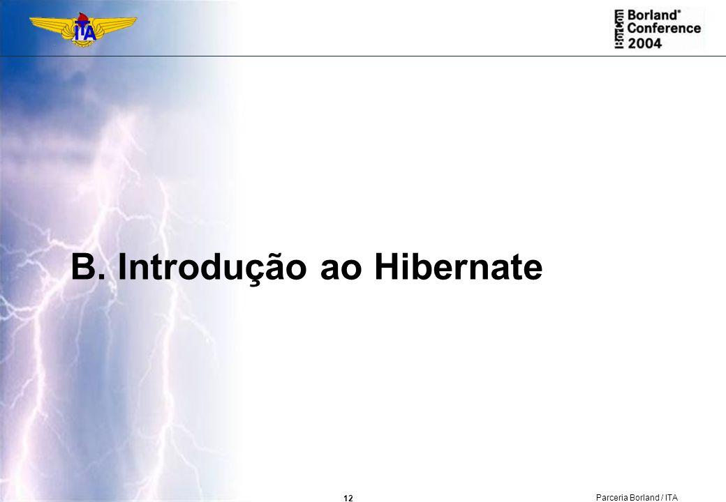 B. Introdução ao Hibernate