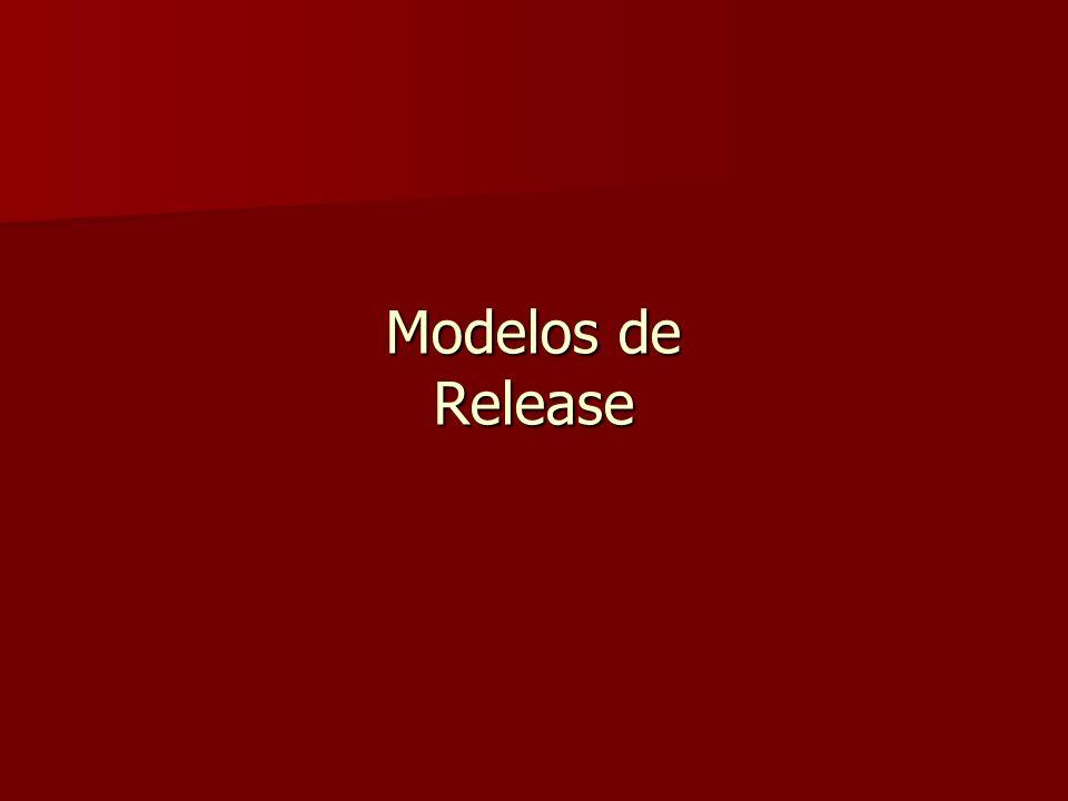Modelos de Release