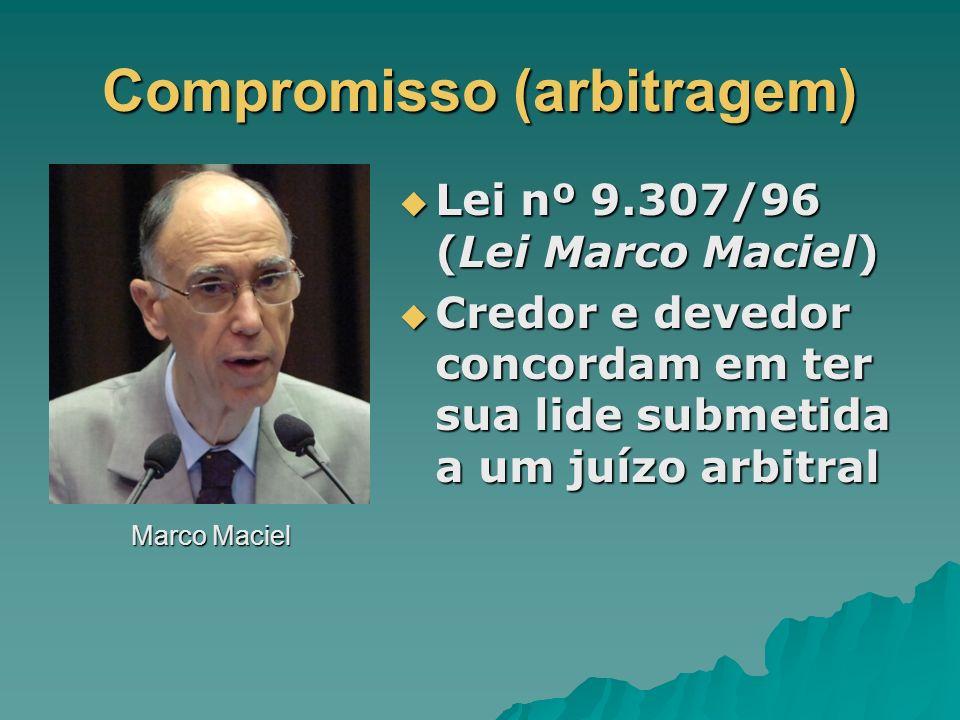 Compromisso (arbitragem)