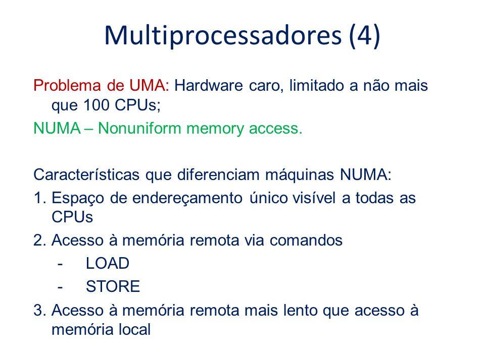 Multiprocessadores (4)