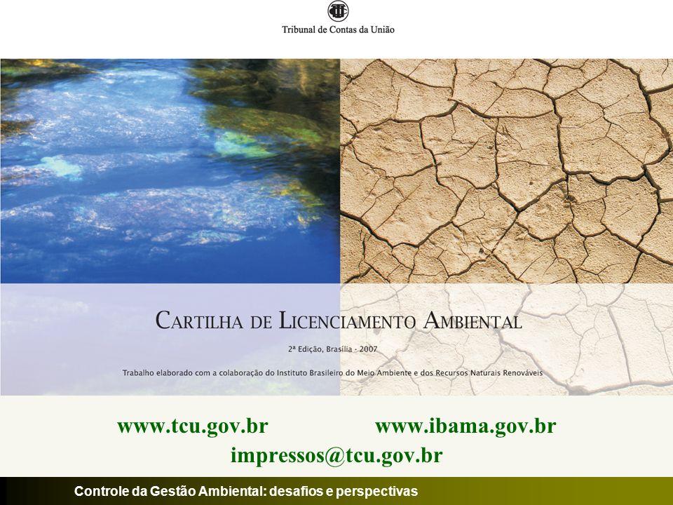 www.tcu.gov.br www.ibama.gov.br