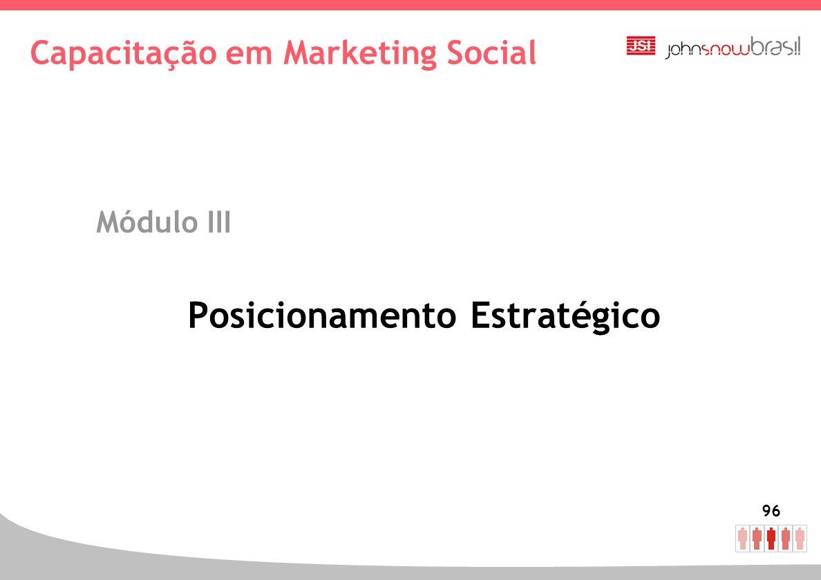 Capacitação em Marketing Social