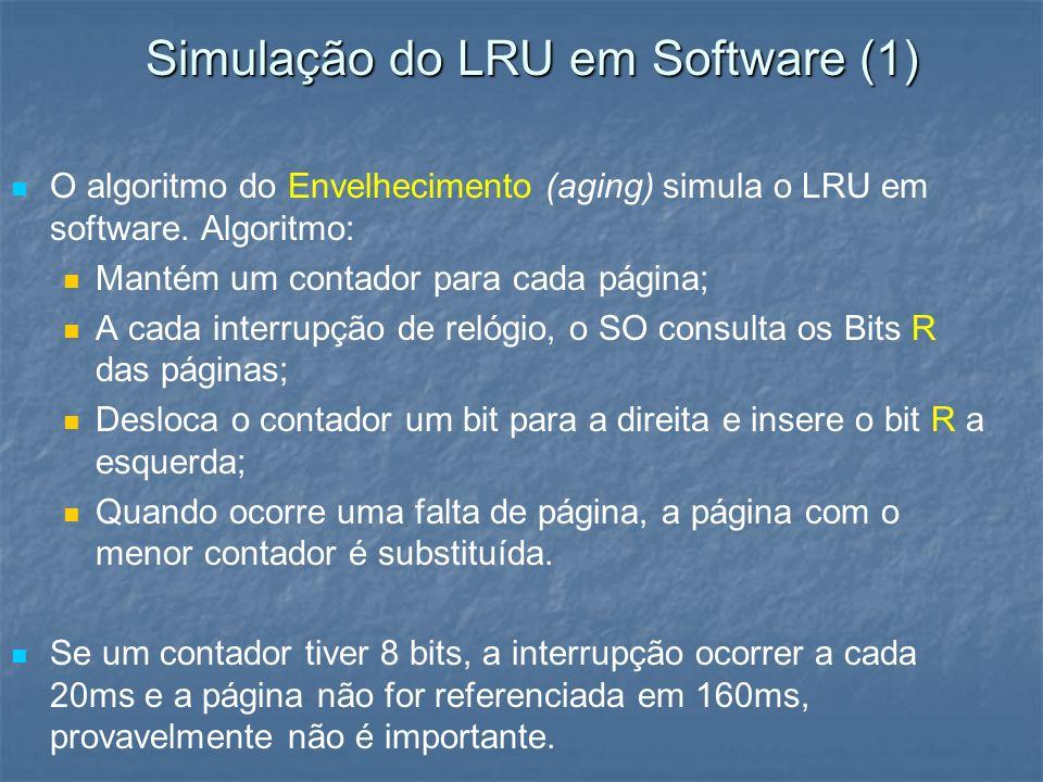 Simulação do LRU em Software (1)