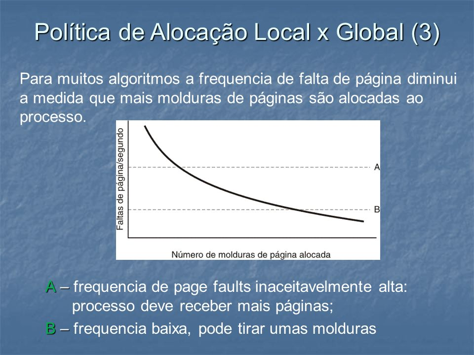 Política de Alocação Local x Global (3)