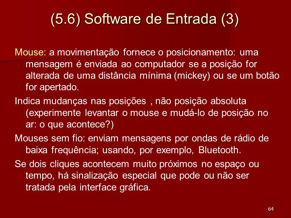 (5.6) Software de Entrada (3)