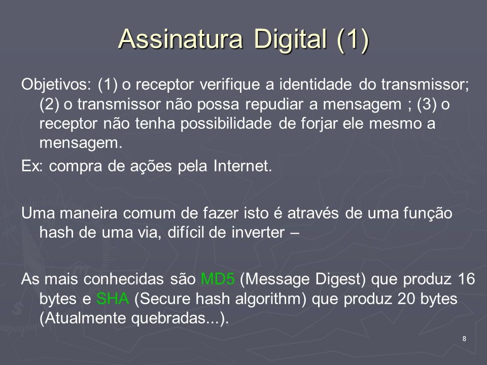 Assinatura Digital (1)