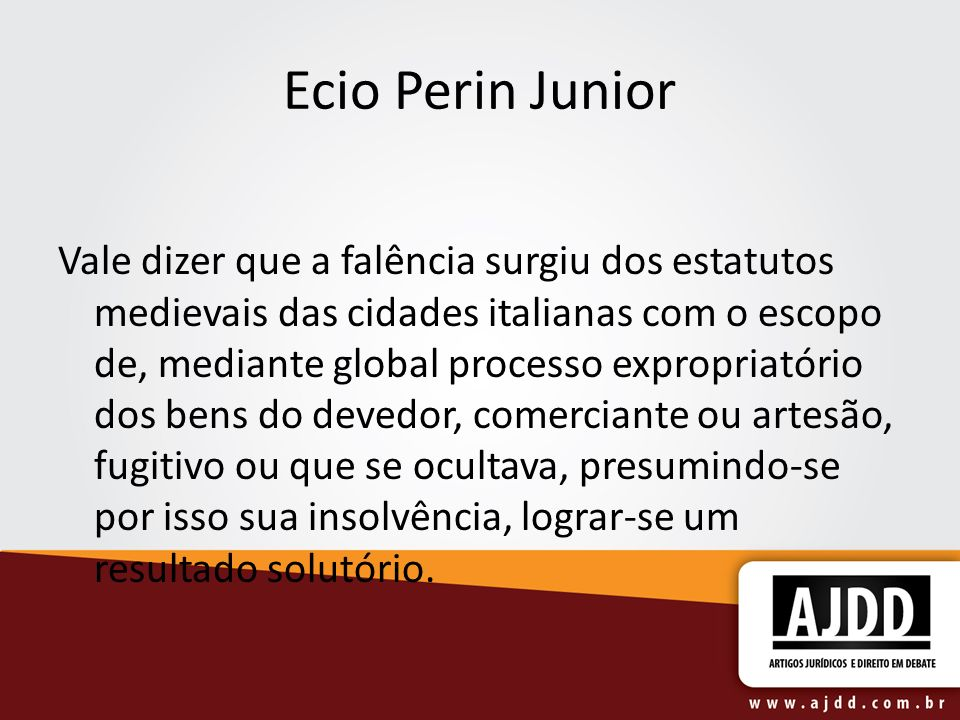 Ecio Perin Junior