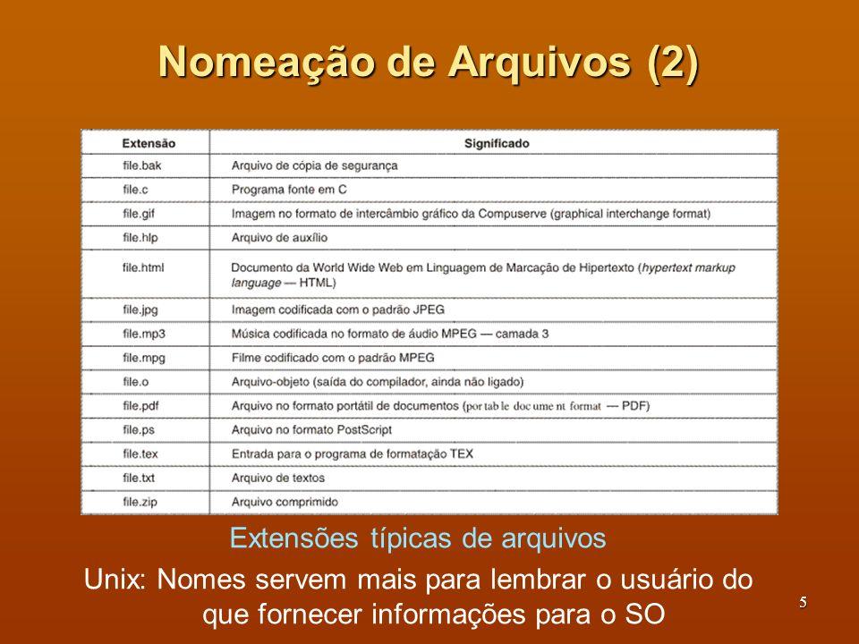 Nomeação de Arquivos (2)
