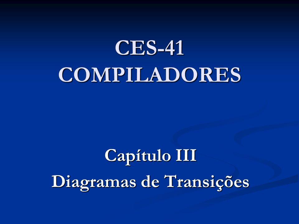 Capítulo III Diagramas de Transições
