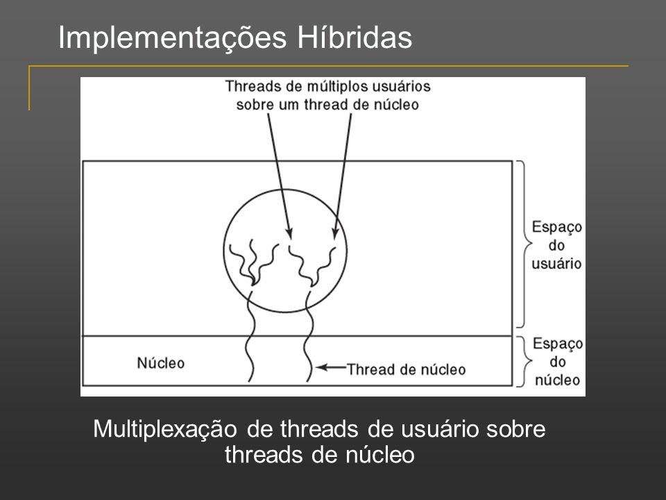 Implementações Híbridas