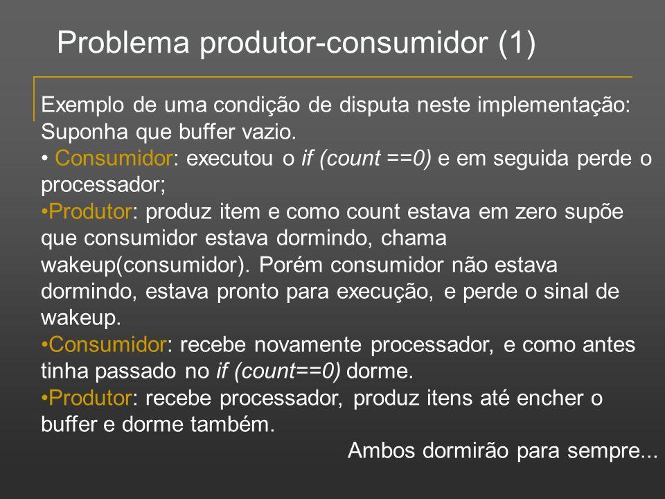 Problema produtor-consumidor (1)