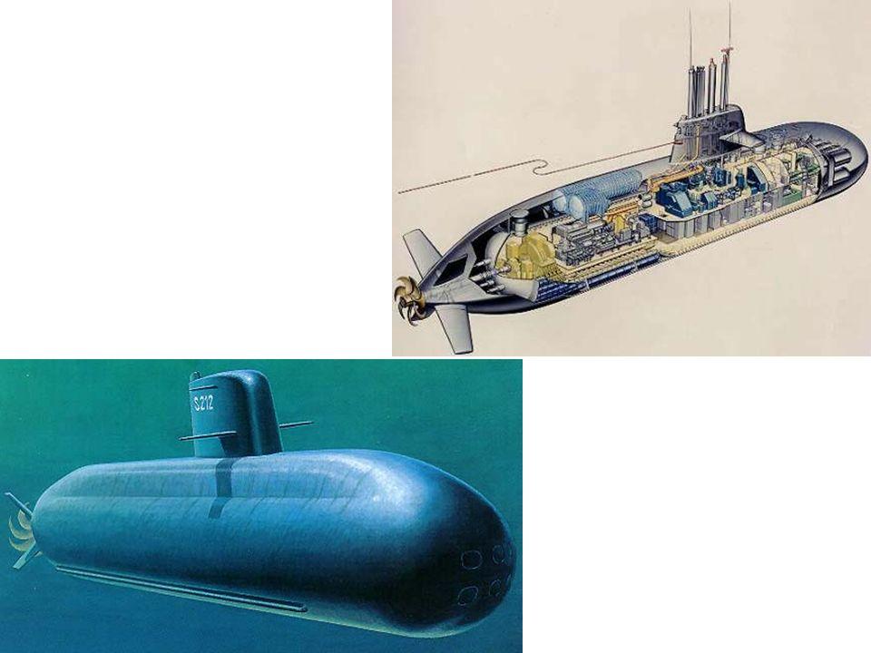 O desenvolvimento dos submarinos foi primordial na primeira guerra mundial tendo servido aos dois lados.