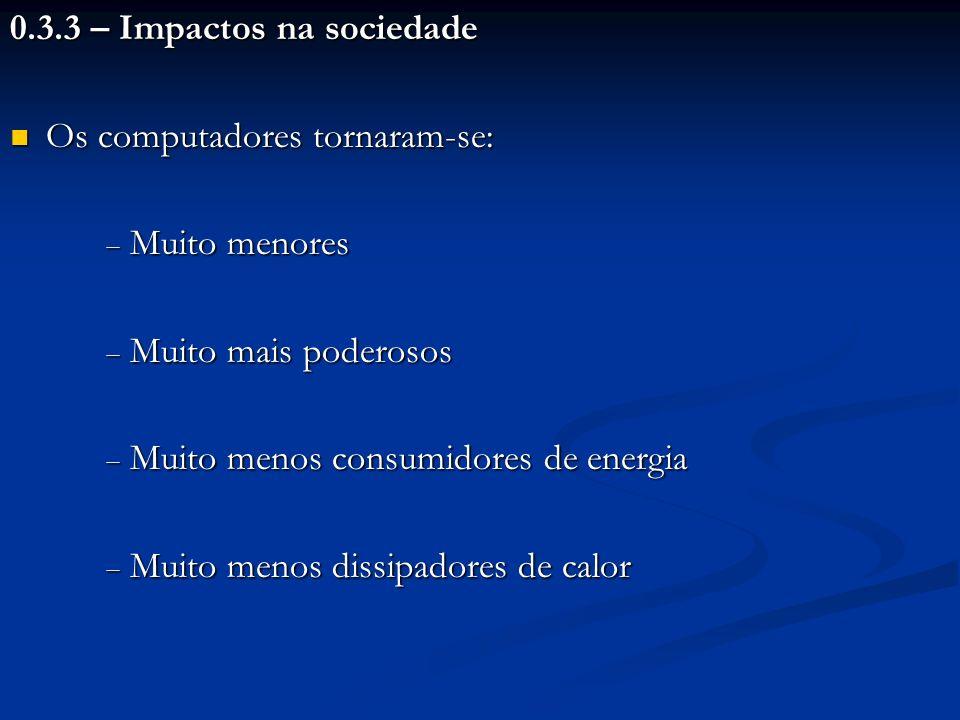 0.3.3 – Impactos na sociedade