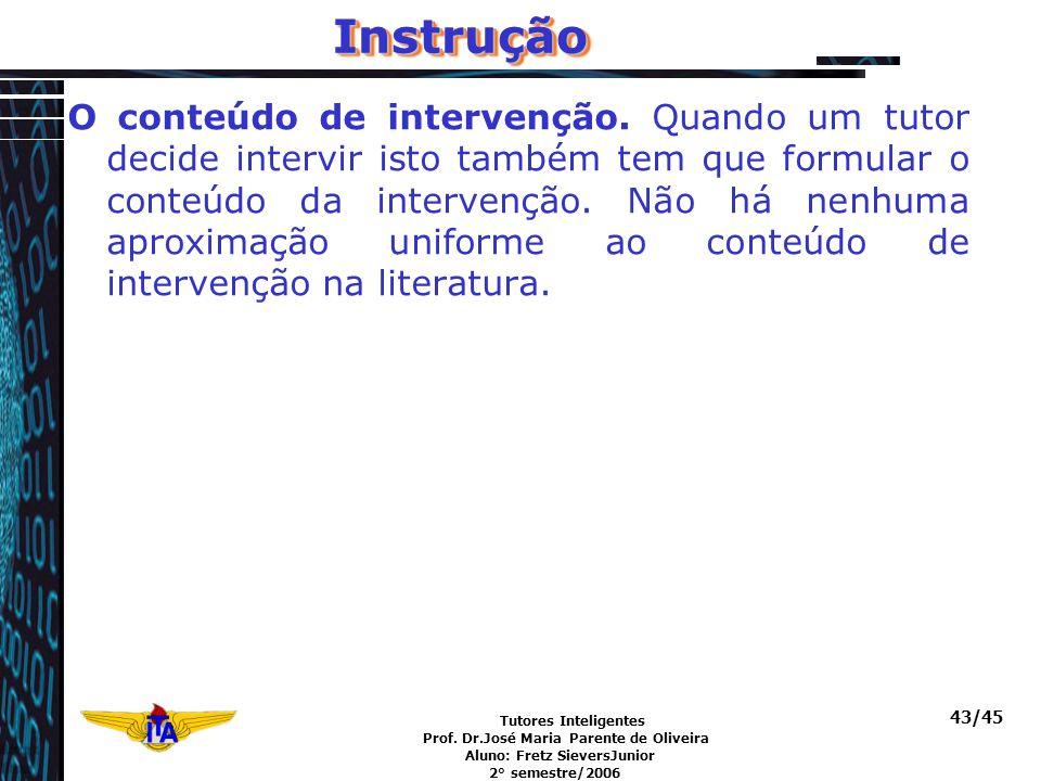 Instrução